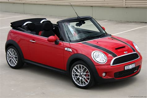 Mini For by Mini Cooper Works Cabrio Review Road Test Photos