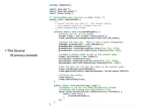 swing mvc architecture swing components mvc architecture