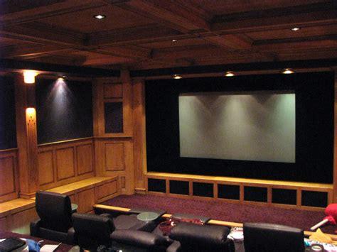 home theatre construction  decks  kiefer
