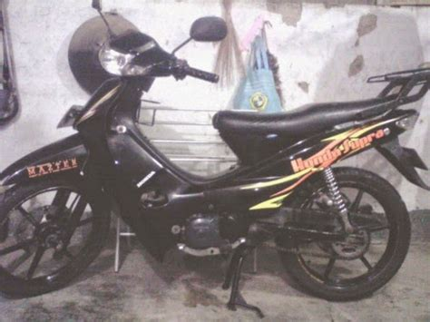Honda Supra Fit 2004 Hitam dunia modifikasi modifikasi motor honda supra fit 2004