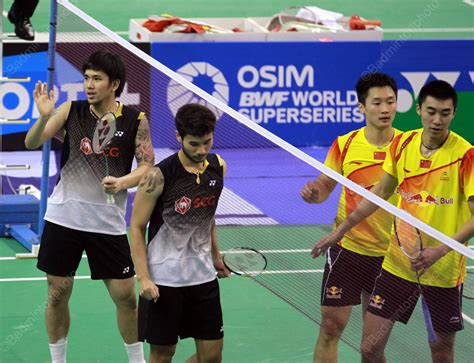 Raket Badminton Lining Ss 2008 China ss finals 2012 new faces expected but no new pairings