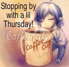 thursday coffee