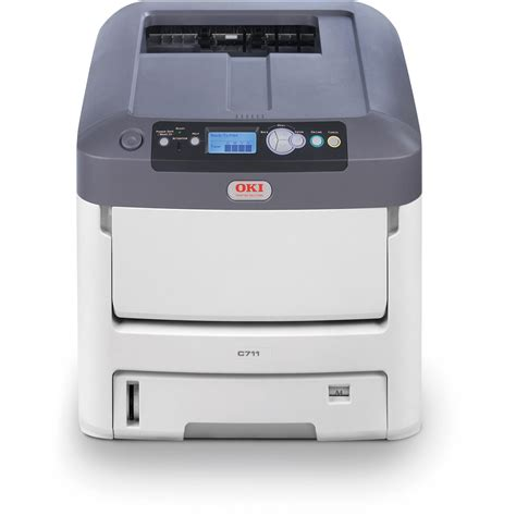 Printer Oki oki c711 oki c711n a4 colour led laser printer