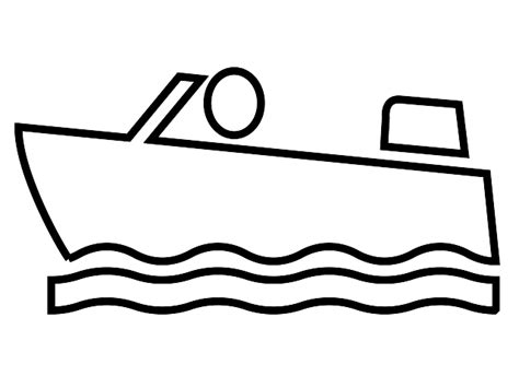 boat clipart outline cruise ship outline cliparts co