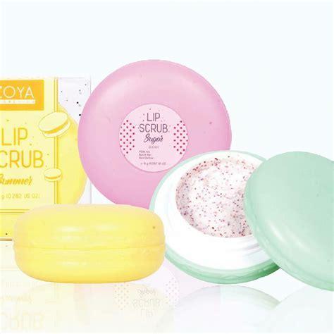 Harga Lip Scrub ini deretan produk lip scrub yang berasal dari brand lokal