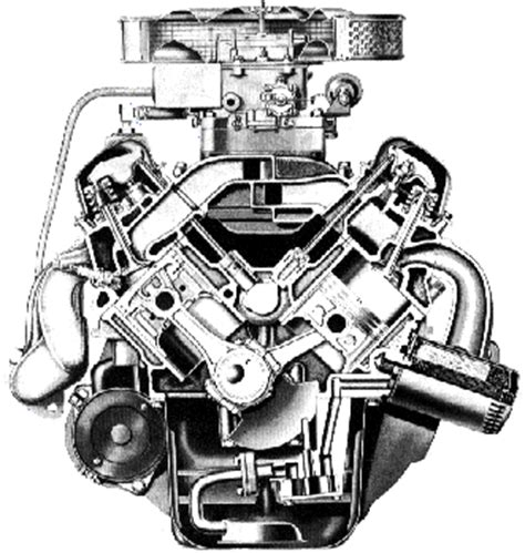 small block  ford   engine workshop