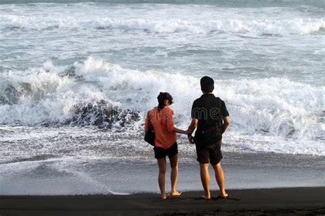 depok beach editorial photography image  yogyakarta