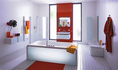 baignoire ilot lumineuse baignoire ilot aubade une salle de bain moderne