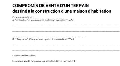 Promesse De Vente Terrain 4559 by Immoweb 1er Site Immobilier En Belgique Tout L Immo Ici