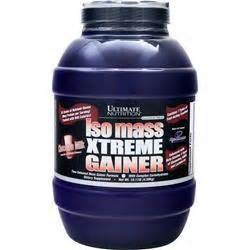 Iso Mass Ultimate 10 Lbs ultimate nutrition iso mass xtreme gainer on sale at
