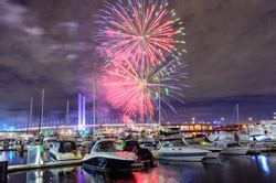 new year docklands boating and waterways city of melbourne