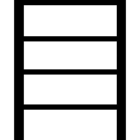 shelves empty icons free