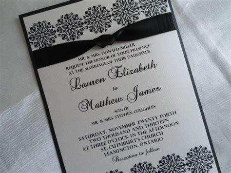 1434 03 invitaciones de boda en blanco y negro jpg jpg pictures to pin foto 8 de 8 la elegancia en su m 225 xima expresi 243 n