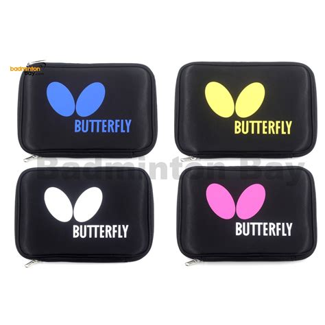 butterfly table tennis bat cover butterfly logo rectangle for table tennis racket