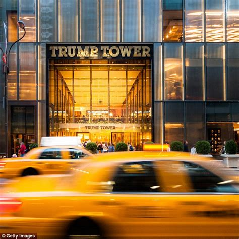 trump residence dod to rent space in trump tower for up to 1 5m per year