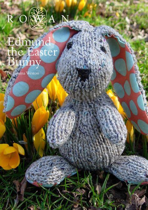 bunny knitting pattern free 5 free easter patterns loveknitting