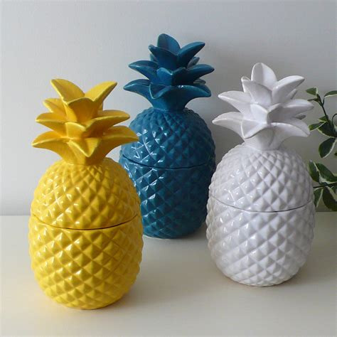 kitchen inspiring pineapple decorations for kitchen