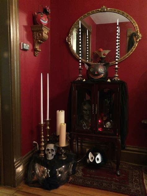 gothic victorian home decor simple and easy gothic halloween decorations