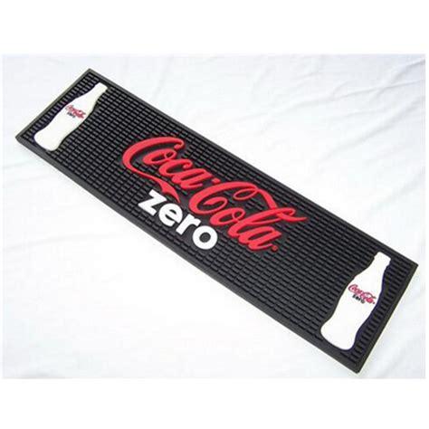 rubber bar spill mat custom logo bar rail mats rubber