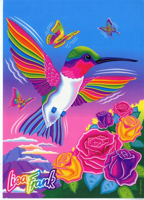 babylicketysplit dashly the hummingbird lisa frank party