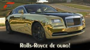 I Want To Buy A Rolls Royce Rolls Royce De Ouro Forza Motorsport 5 Pt Br