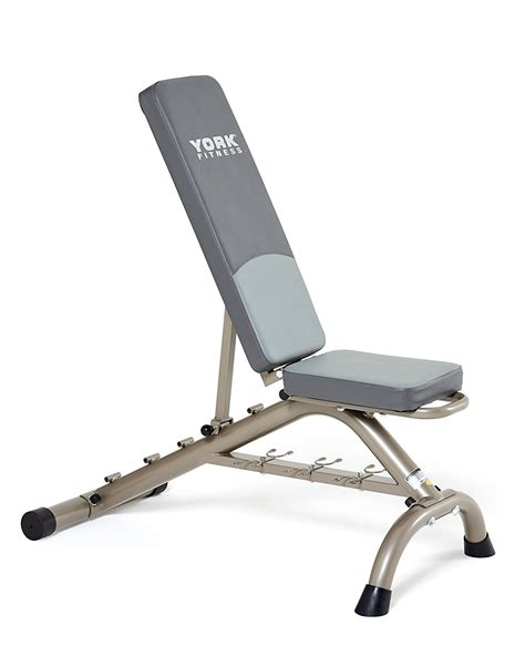 york adjustable bench york fitness adjustable bench gym workout home exercise