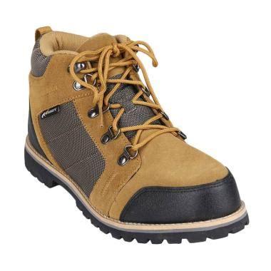 Sepatu Boots Eiger jual eiger oblivion mid sepatu pria yellow