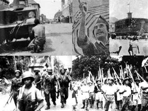 film perjuangan kemerdekaan indonesia 1945 semangat pahlawan di hari pahlawan nasional oleh syaifud
