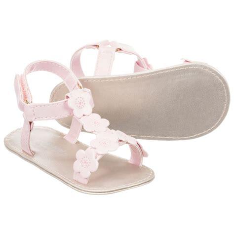 newborn sandals mayoral newborn baby pink sandals childrensalon