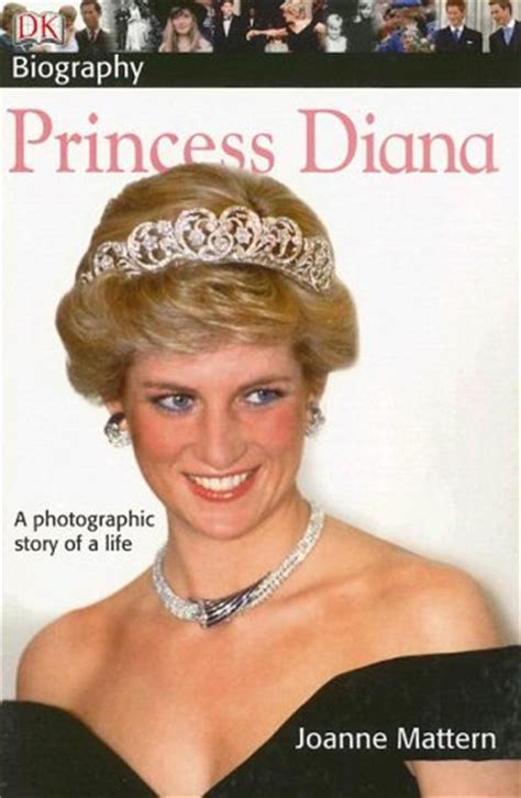 biography of lady diana book princess diana dk biography joanne mattern paperback