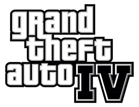 Grand Theft Auto 4 Logo by Trucchi E Soluzione Grand Theft Auto Iv Gta 4 Ps3