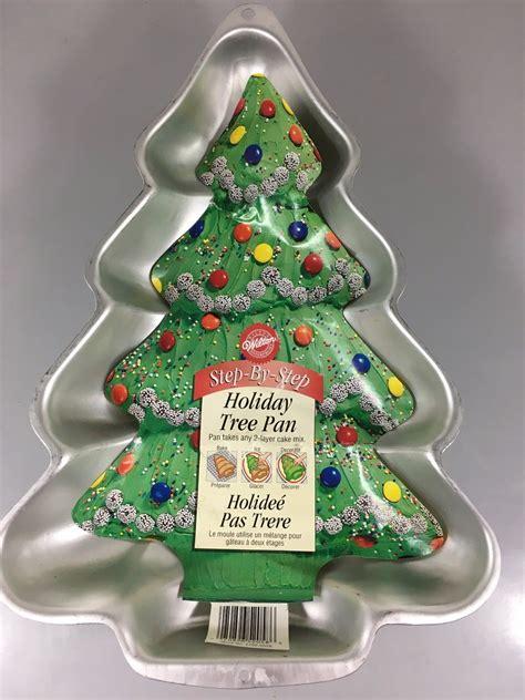 wilton holiday christmas tree aluminum cake and 43 similar