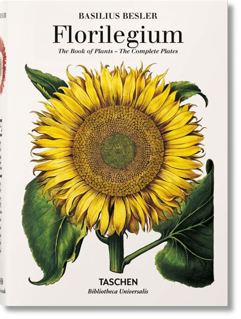 Kaos T18 Wolf Flower basilius besler s florilegium the book of plants bibliotheca universalis taschen books