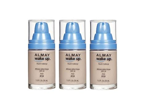 News Loreal Almay Coty Kiehls almay up liquid makeup ivory 010 ingredients and reviews