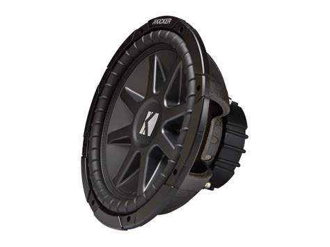 Kickers Safety 12 compvr 12 inch subwoofer kicker 174