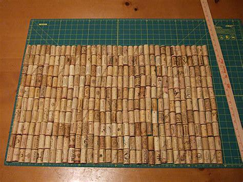 Wine Cork Bath Mat Diy by Creative Wine Cork Bath Mat