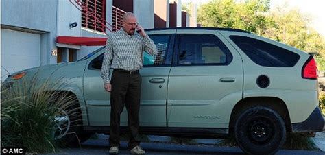 Walter White Auto by Breaking Bad Prop Auction Walter White S Pontiac Aztek