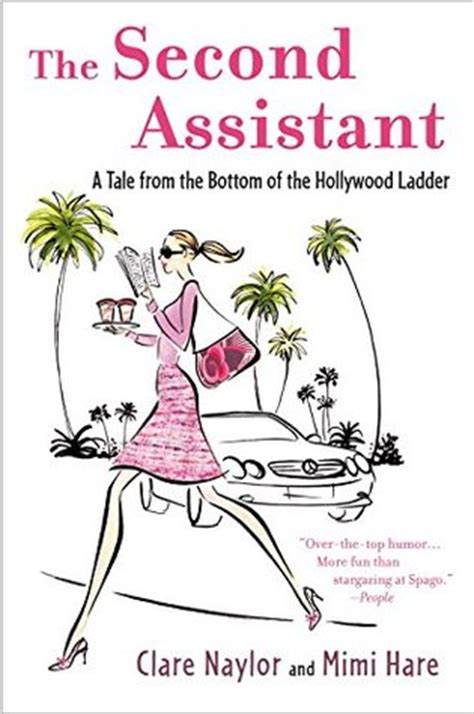 Book Review The Second Assistant By Clare Naylor And Mimi Hare the second assistant a tale from the bottom of the