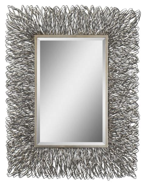 silver wall mirrors decorative 14 cool and unique decorative wall mirrors for your home