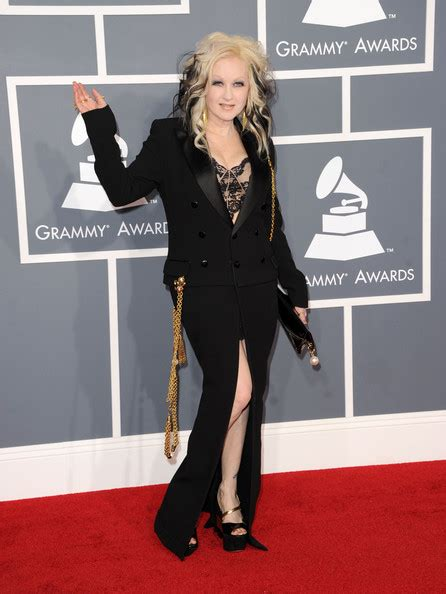 Grammy Awards Cyndi Lauper by Cyndi Lauper Photos Photos The 54th Annual Grammy Awards