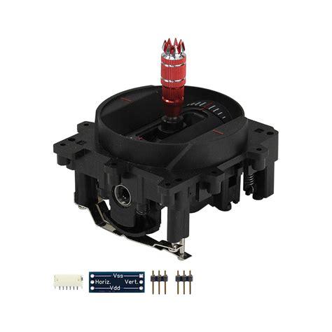 Adapter Joystick gimbal joystick with adapter 27808 parallax inc