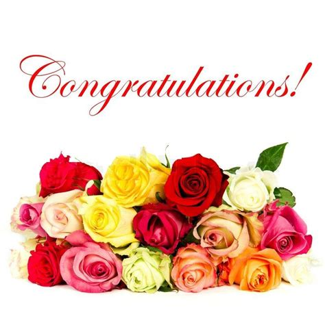 Congratulations Flowers by Congratulations Images Pictures Graphics