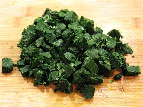 preserving the harvest how to freeze spinach and other