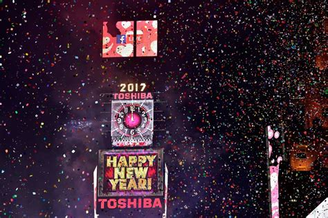 new year 2017 new york times square through time abagond