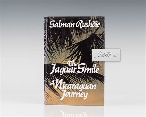 the jaguar smile nicaraguan b005e87hko the jaguar smile a nicaraguan journey raptis rare books