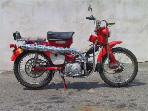 Honda Trail 90 Parts by Ct90 Honda Motorcycle Part