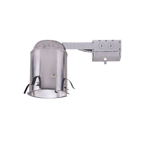 halo recessed lighting housing halo h5 5 in aluminum recessed lighting housing for