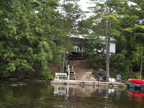 Cottages For Sale Charleston Lake by Charleston Lake Cottage Retreat Gananoque Cottage Rental