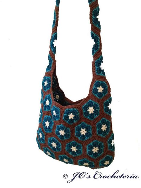 Christensen Sigersen Crochet Purse Evening Bag by Crochet Pattern Flower Shoulder Bag