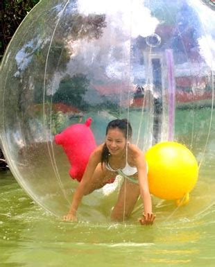 Water Ball3 walk on water invented4you